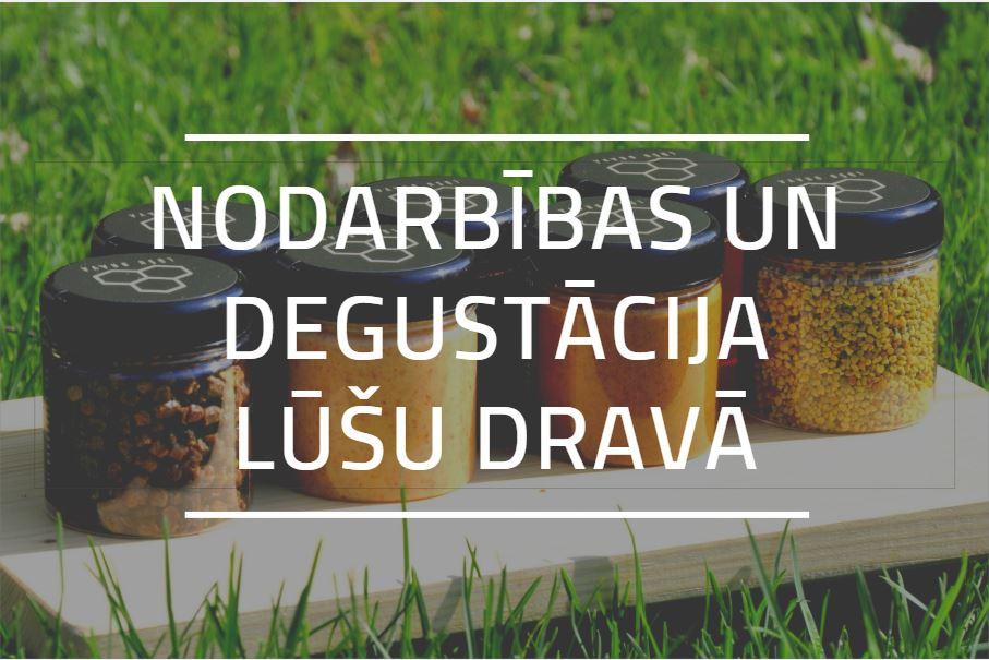 Degustācijas Lūšu Dravā