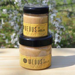 Medus ar cidonijām - Lūšu Drava